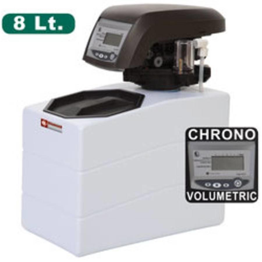 Adoucisseur d'eau chrono-volumétrique | 8 Lit |