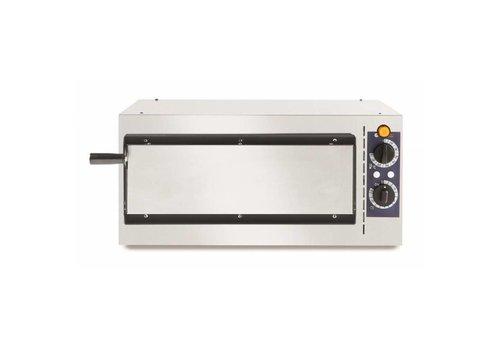 Hendi Four a pizza | 50°C à 320°C | 410x360x(H)90 mm
