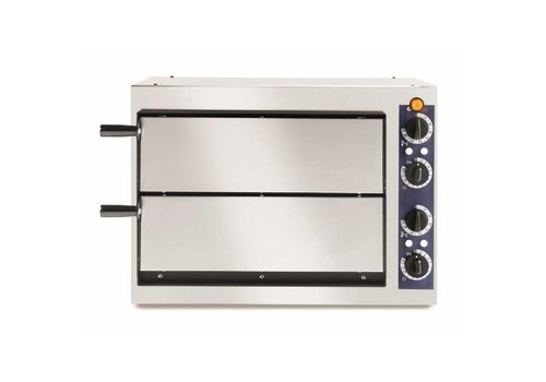 Hendi Four a pizza basic | 410x360x(H)90 mm | 50°C à 320°C