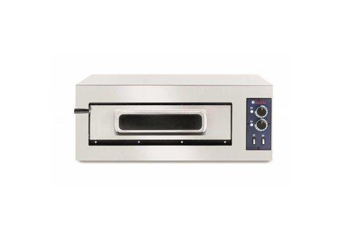 Hendi Four a pizza basic | 620x500x(H)120 mm | 50°C à 500°C