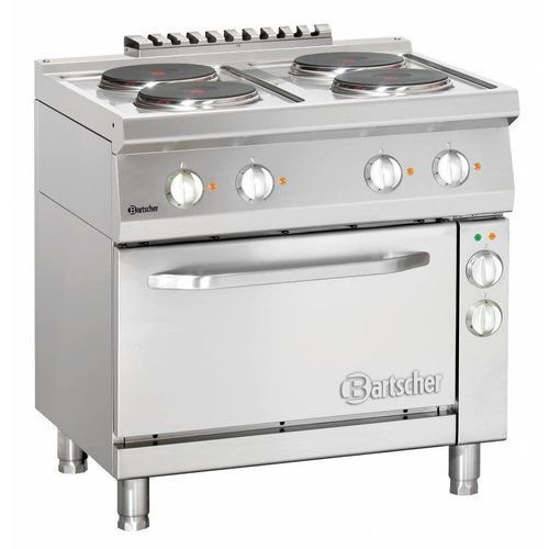 cuisinieres électriques avec four