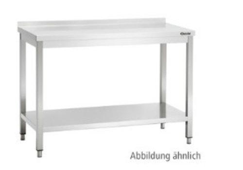 Bartscher Table de travail Intermédiaire | 9 Dimensions