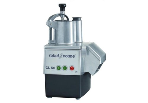 Robot Coupe CL 50 avec 2 vitesses Cutter 400V