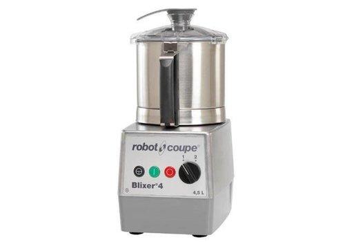 Robot Coupe Blixer 4 Professionnel | 4,5 Litres | 900W/400V