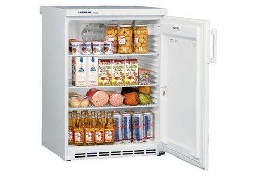 Liebherr Fkv1800 | Réfrigérateur de sous-structure blanc 180 litres