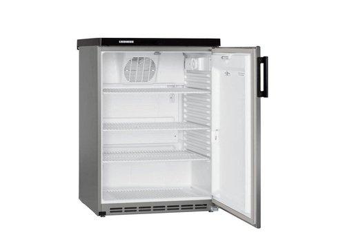 Liebherr Fkvesf1805 | Réfrigérateur Sous-structure inox 180 L