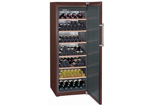 Liebherr Armoire à vin avec porte blindée 253 Bouteilles