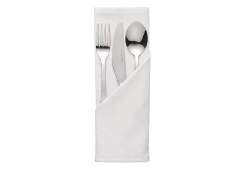 ProChef Serviettes en polyester | 55 x 55cm | 3 couleurs (10 pièces)
