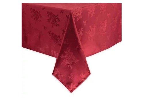 ProChef Nappe bordeaux en polyester 890 x 890mm