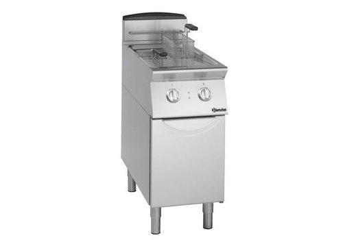 Bartscher Friteuse 700 | 2x8L | 14 kW | 400 x 700 x 850 mm