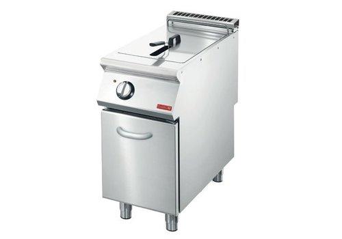 Gastro-M Friteuse électrique 10 litres GM70/40FRE | 850(H) x 400(L) x 700(P) mm | 7,5 kW