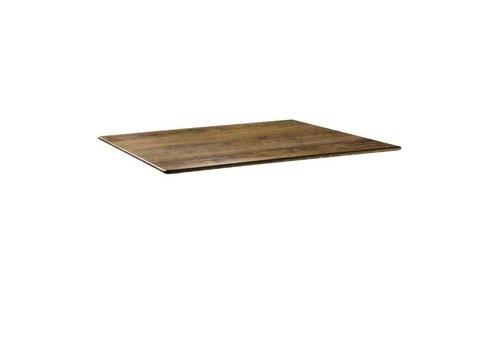 ProChef Plateau de table rectangulaire Smartline 120x80cm atacama cherry