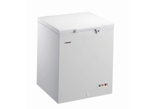 Elcold Stock de l'armoire de congélation avec couvercle rabattable - 6 modèles