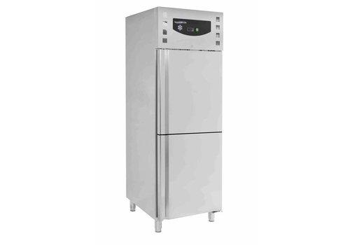 Combisteel Réfrigérateur et congélateur - 474 litres - Refroidissement permanent