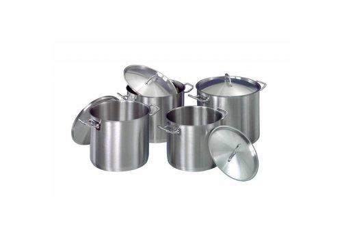 Bartscher Jeu de casseroles | 4 pièces