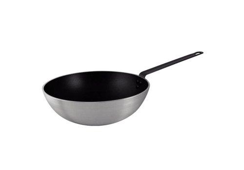 Vogue wok Fond plat | 30 cm Ø