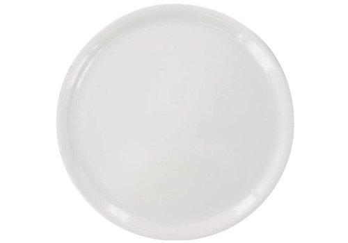 ProChef Assiette à pizza | blanc