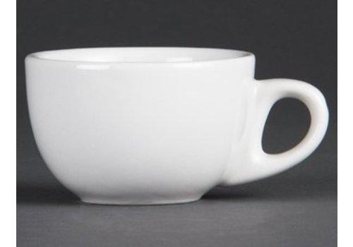 Olympia Tasses à espresso blanches 85ml