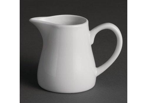 Olympia Pots à lait blancs 212ml
