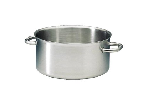 Bourgeat casserole en acier inoxydable | 5 Formats