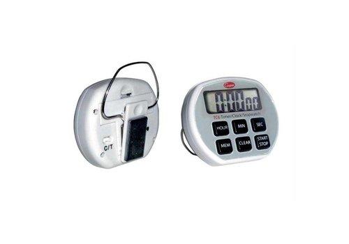 Cooper Atkins Minuterie, horloge et chronomètre électroniques à 6 boutons