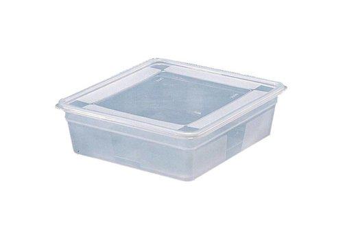Bourgeat Boîte alimentaire plastique 2/3   8 litres