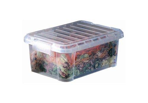 Araven Récipient pour aliments Plastique | 2 Formats