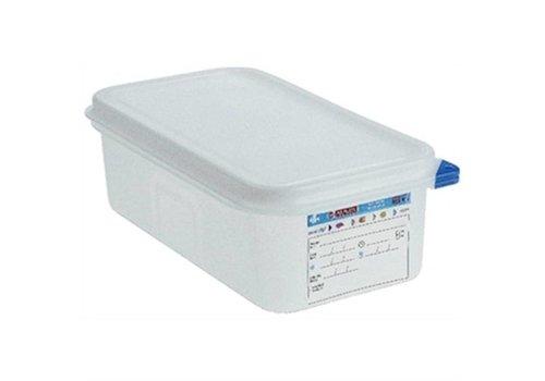 Araven Boîtes alimentaires 1/4 GN   2,8 litres