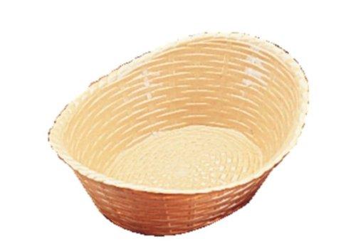 ProChef Panier ovale en polypropylène