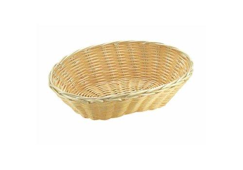 APS Panier à pain Ovale | 23 x 15 x 6,5 cm