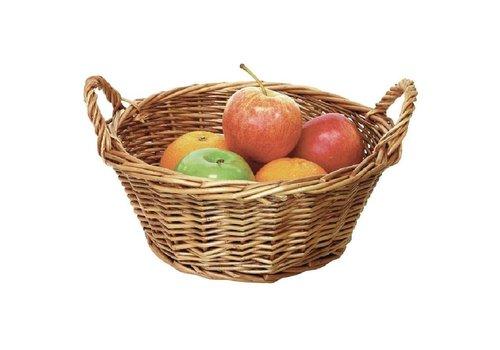 ProChef Panier de fruits | Ø 24 x 10 cm