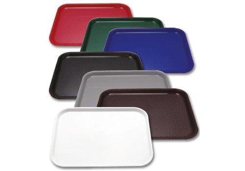 ProChef Plateaux traiteurs | 34,5 x 26,5 cm | 7 couleurs