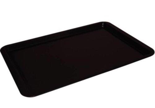 Vogue Plaque de cuisson en acier au carbone   3 formats