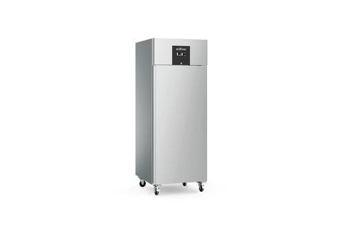 Ecofrost Réfrigérateur traiteur | Acier inoxydable | 650L