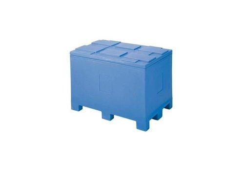 ProChef Conteneur isotherme sur pieds de palette - 450 L