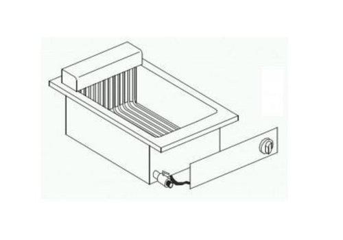 Combisteel Friteuse Électrique | 400 V | 400x557x380 mm | 5,3 kW