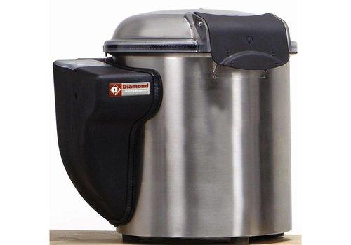 Diamond Eplucheur pommes de terre | 5 kg | 150 kg à l'heure | 0,37kW