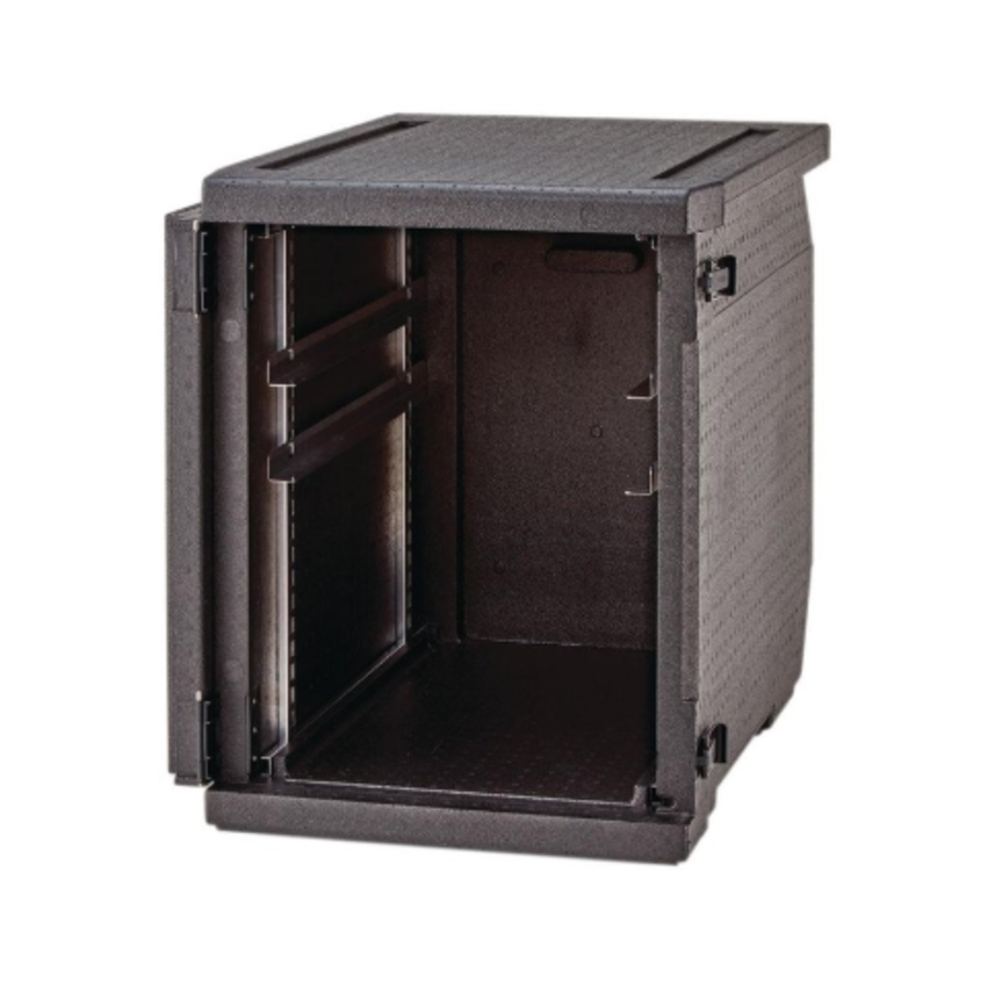 Conteneur EPP | Ouverture Frontale | avec Glissières Ajustables | pour bacs 60x40 cm