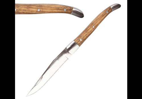 ProChef Couteaux à Steak |  23cm | Lot de 6 Pièces
