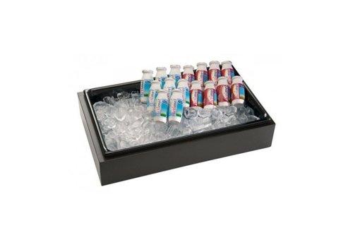ProChef Bac à glace pilée / 530 (L) x 325 (P) x 125 (H) mm /  GN 1/1