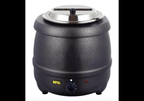 Buffalo Chaudière à soupe Buffalo Gris - 10 litres