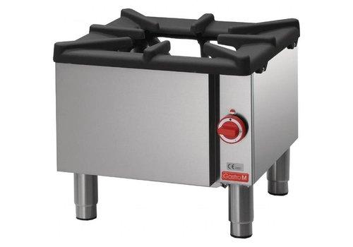 Gastro-M Réchaud à Gaz | 550x550x500(h)mm | 8,8 kW