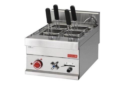 Gastro-M Cuiseur à pâtes   électrique   20L   280(H) x 400(L) x 650(P)mm