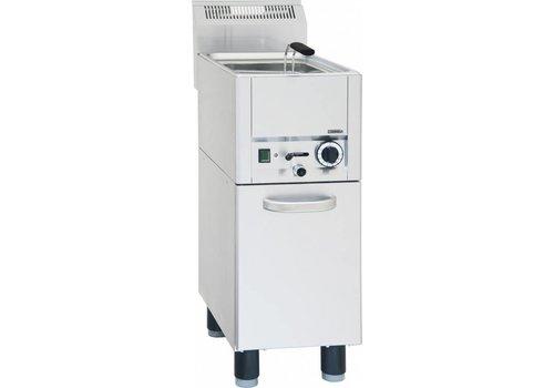 Casselin Cuiseur à Pâtes   Electrique   avec Soubassement   L 200 x P 280 x H 135 mm   30°C - 110°C