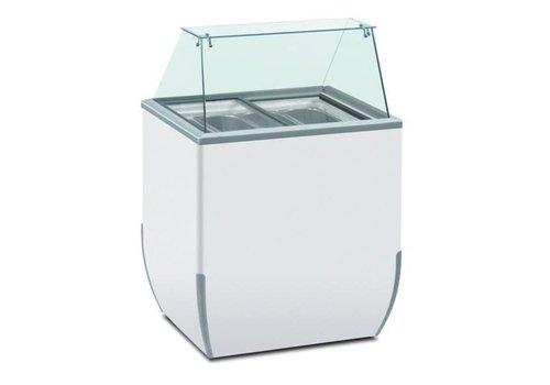 Diamond Comptoir Présentoir pour Crème Glacée