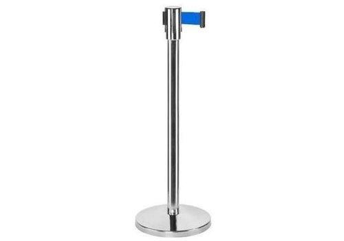 Saro Pilier Chrome | Corde Rectable Bleu | 9kg | 180cm