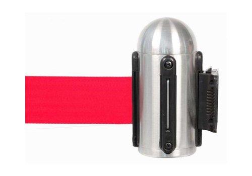 Securit Accroche Murale à Bande Réctable | Rouge | 210 cm