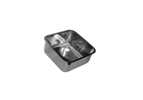 ProChef Cuve à Souder | 500x500x300(h)mm