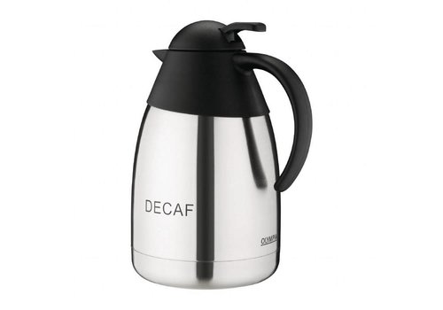 Olympia Pichet Isotherme Inox | Decaf | 1.5Litre