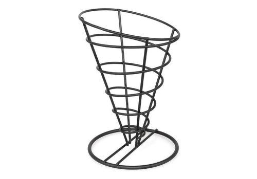 ProChef Support Conique pour Frites | Ø115x175(h)mm